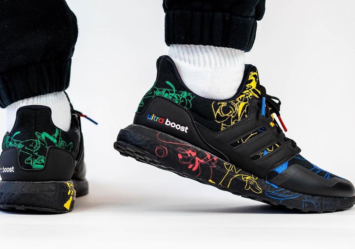 adidas Ultra Boost x Disney S&L DNA Goofy