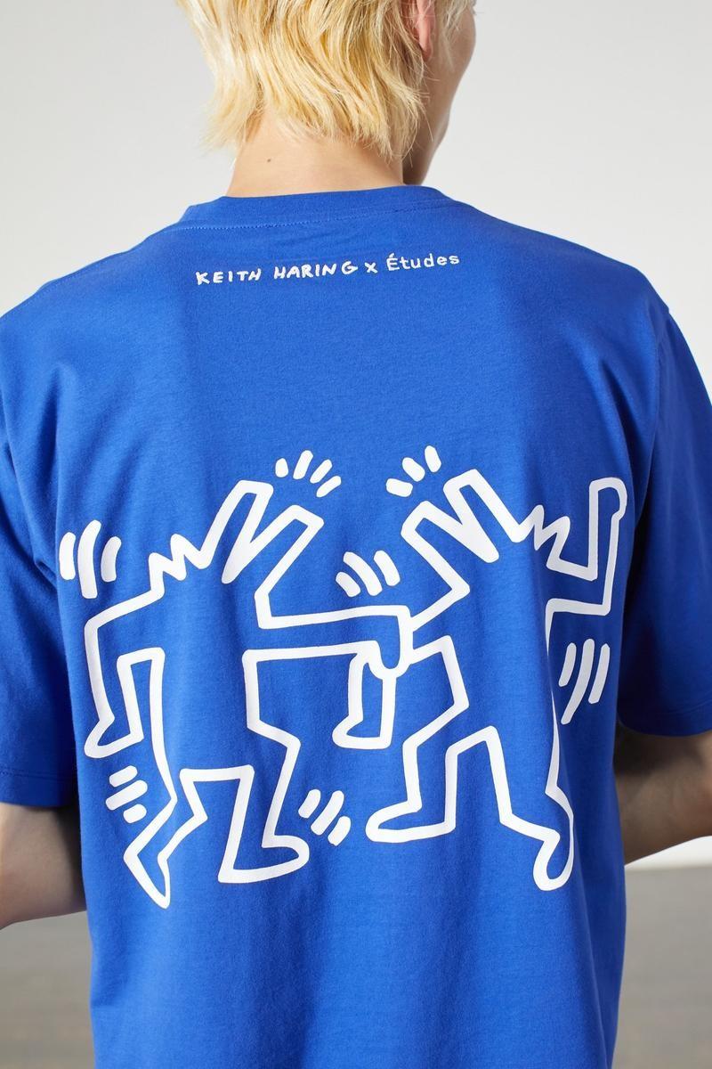 Études x Keith Haring