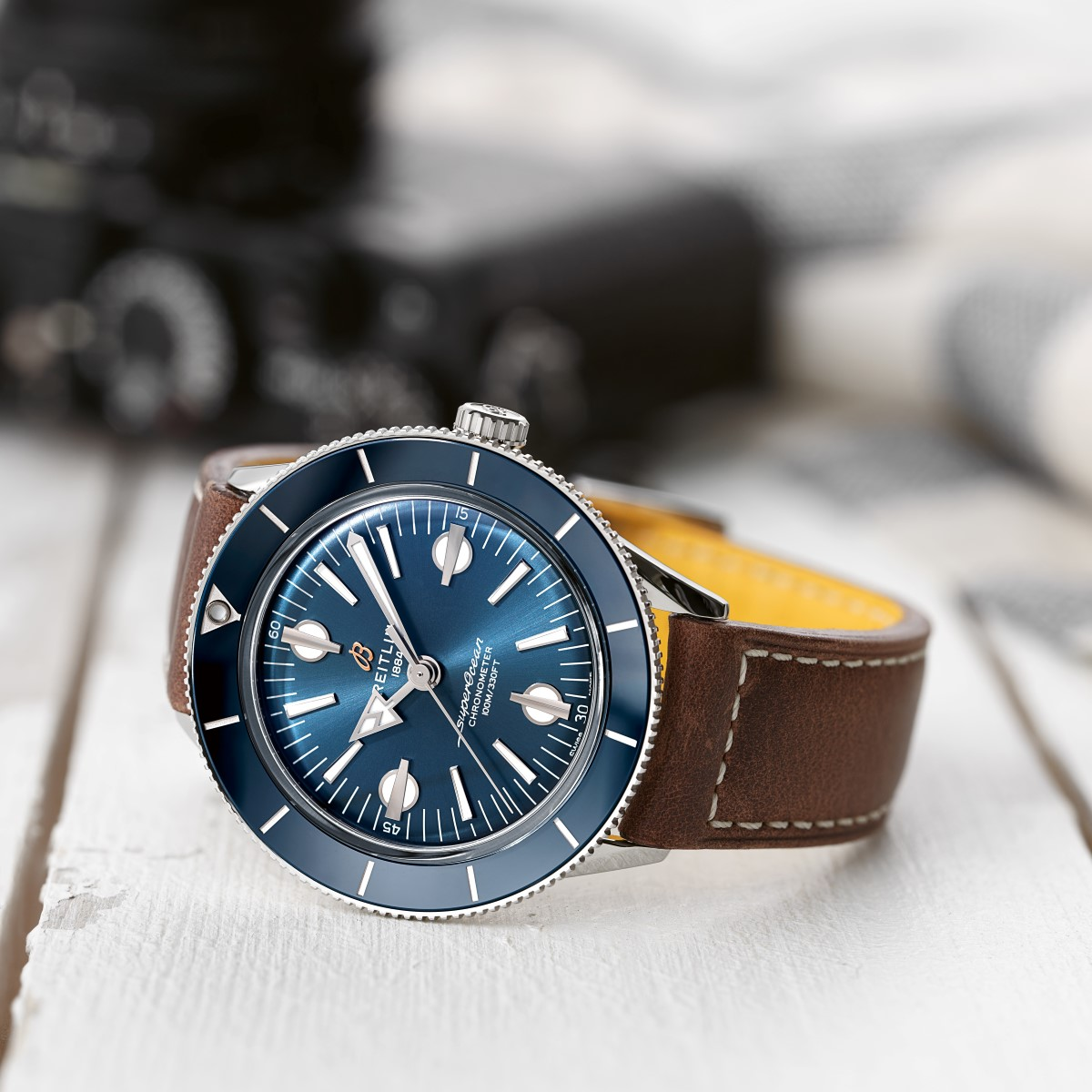 Breitling Superocean Heritage 57 Collection Capsule