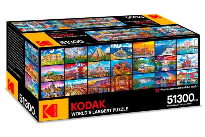 Kodak World's Largest Puzzle
