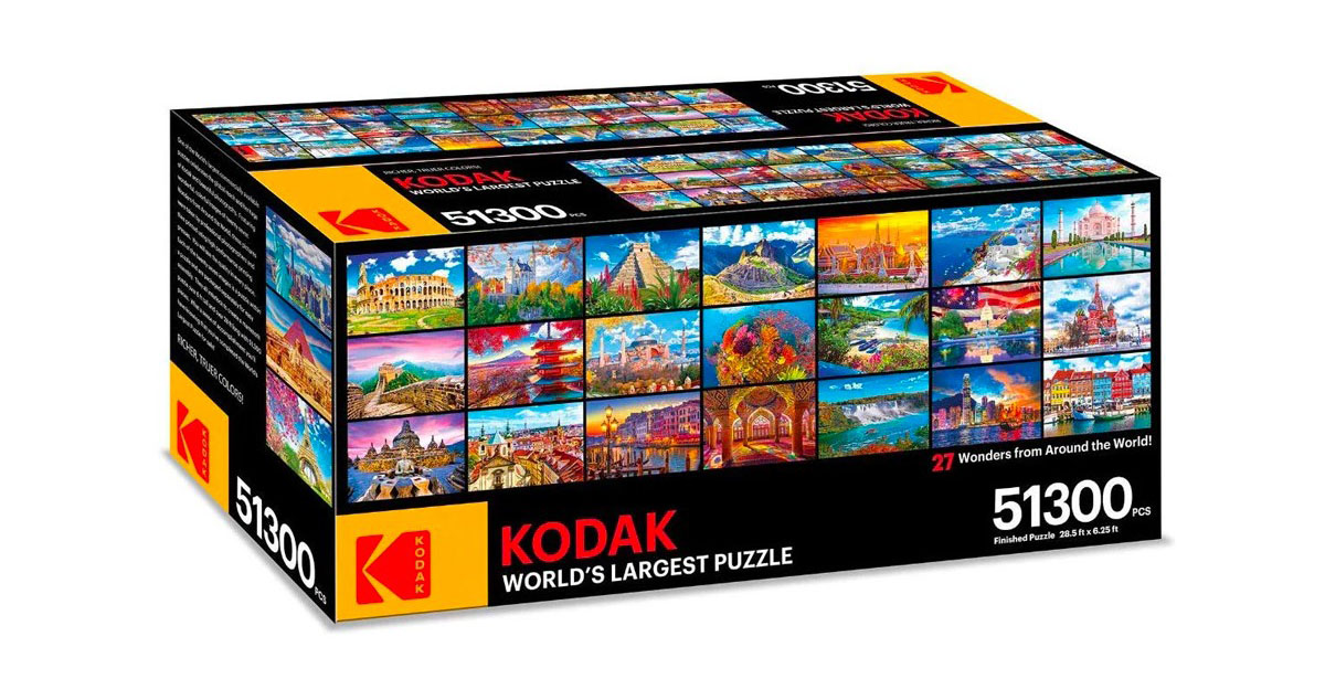 Kodak World's Largest Puzzle