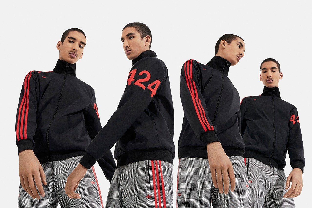 424 x adidas Originals Printemps 2020