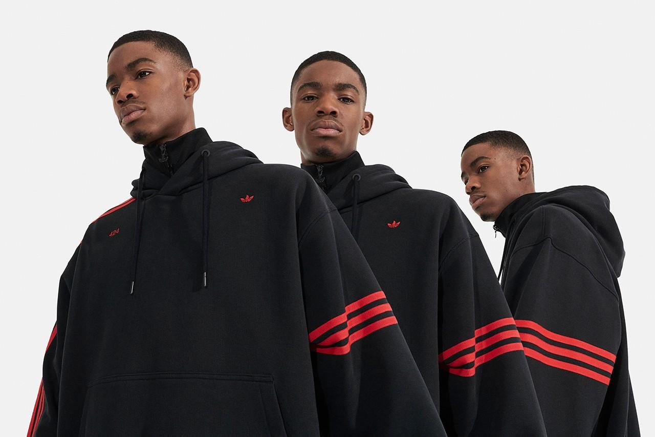 424 x adidas Originals Printemps 2020