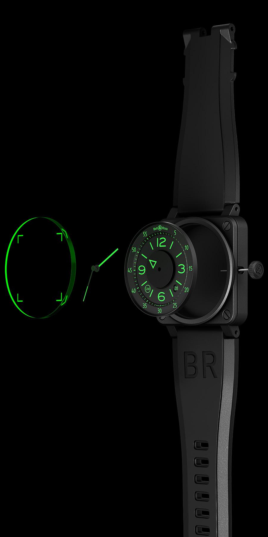 Bell & Ross BR 03-92 HUD