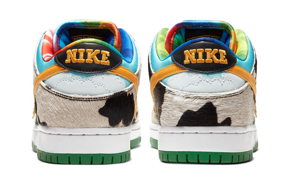 Ben & Jerry's x Nike SB Dunk Low Chunky Dunky