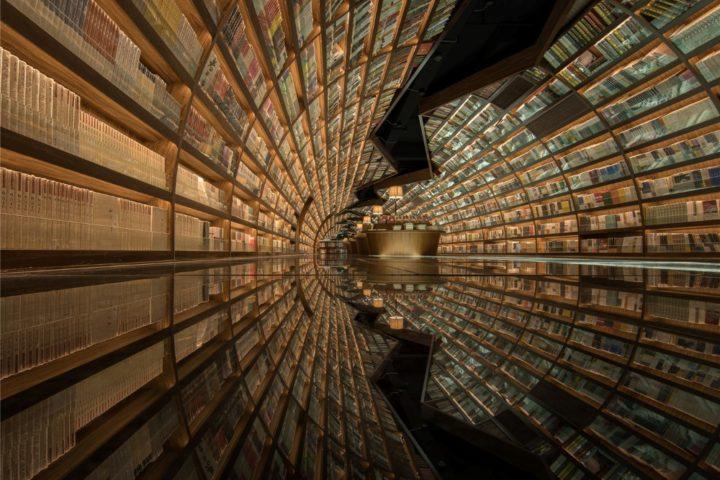 Bibliothèque Zhongshuge-Hangzhou - Shanghai