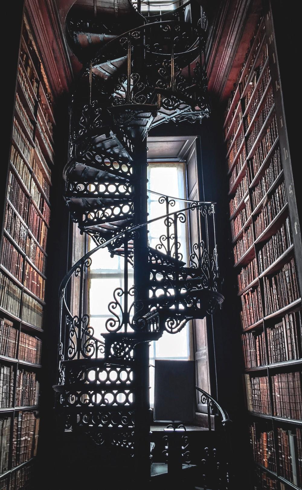 Bibliothèque du Trinity College - Dublin