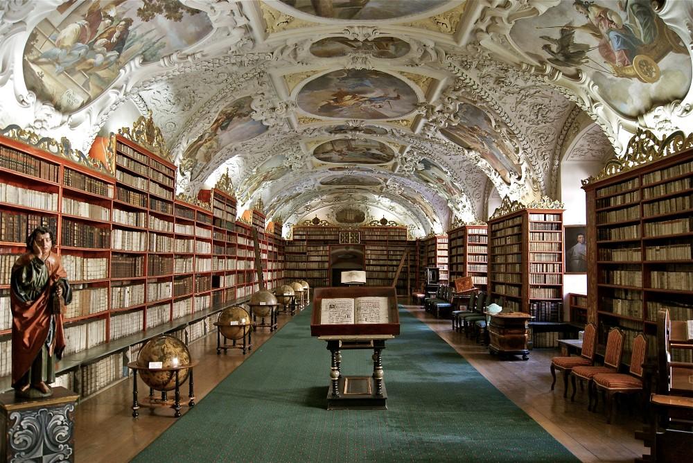 Bibliothèque du Monastère San Lorenzo Del Escorial - Madrid