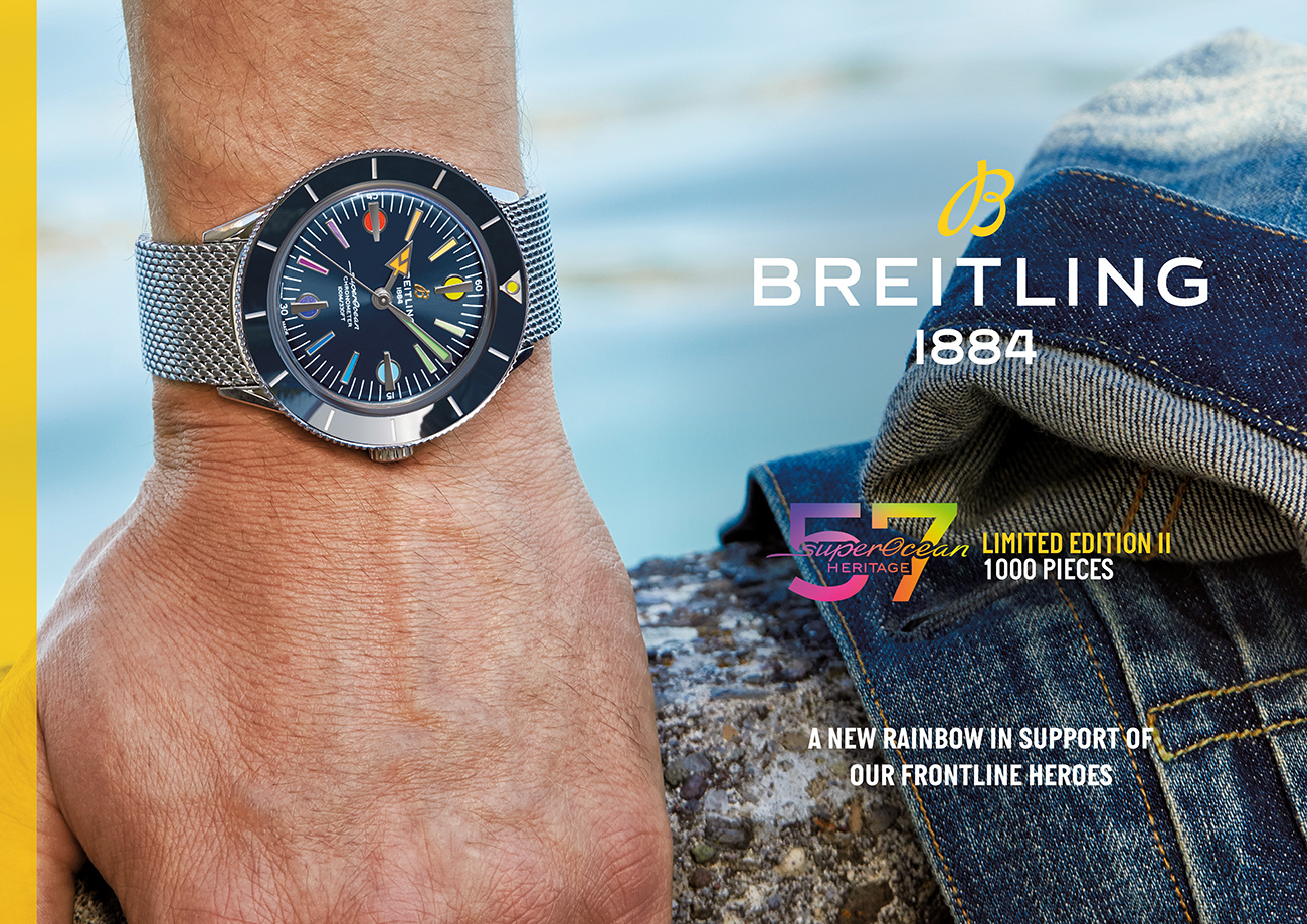 Breitling Superocean Héritage '57 Limited Edition II