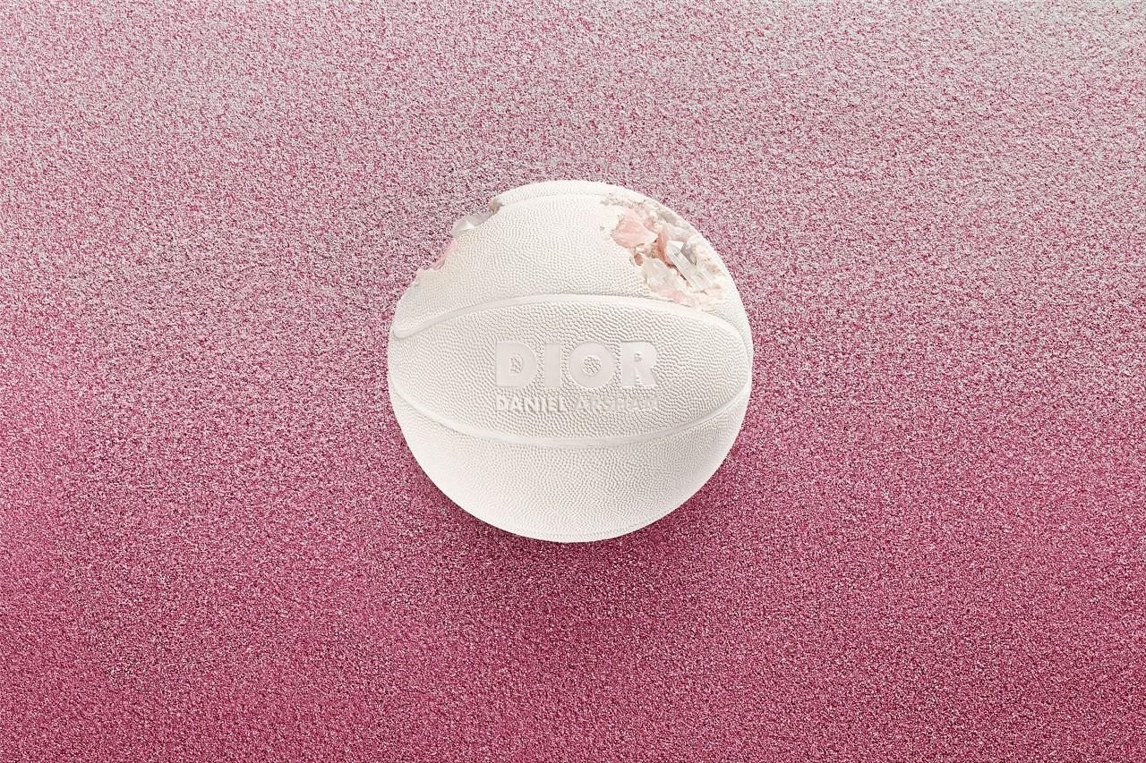 Dior x Daniel Arsham - Objets en édition limitée