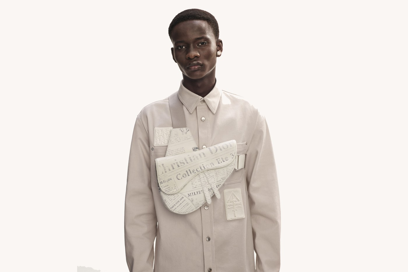 Dior x Daniel Arsham Printemps-Été 2020