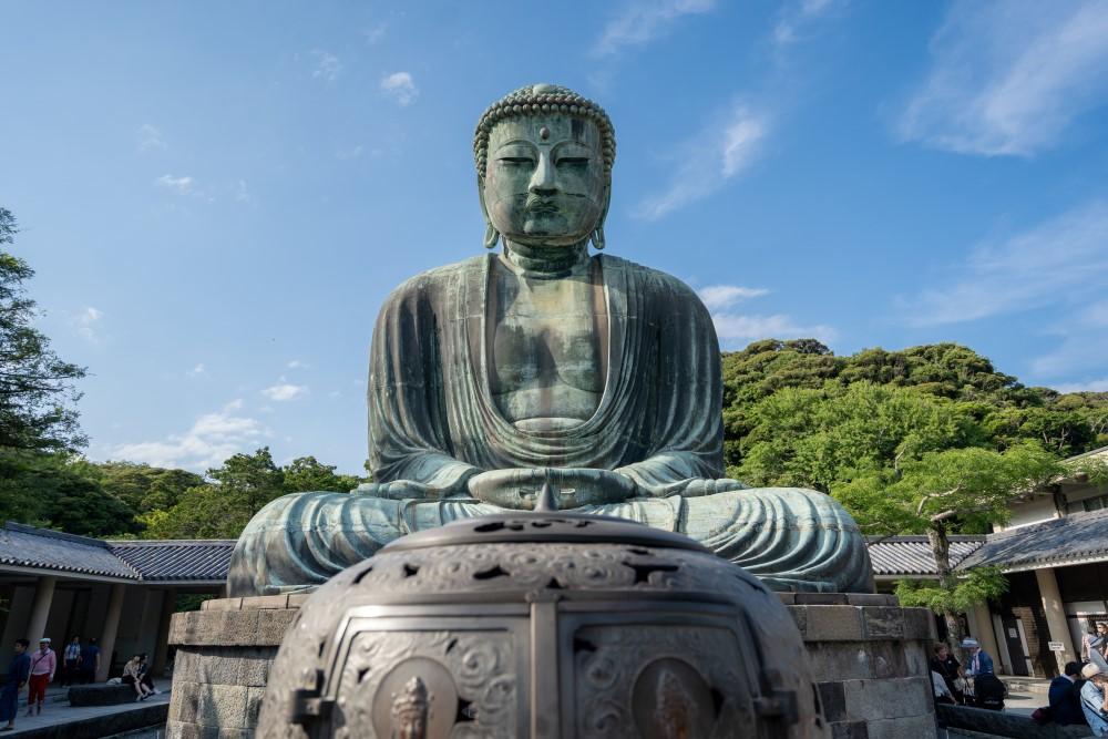 Dix Chefs-d'œuvre colossales - DAIBUTSU DE KAMAKURA Japon