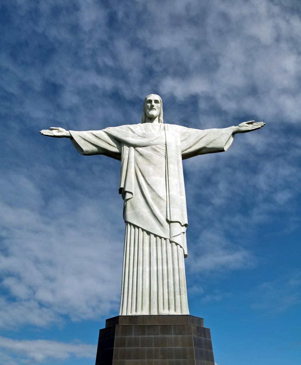Dix Chefs-d'œuvre colossales - STATUE DU CHRIST RÉDEMPTEUR Brésil