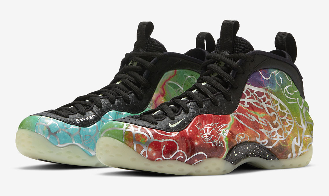 Nike Air Foamposite One Beijing