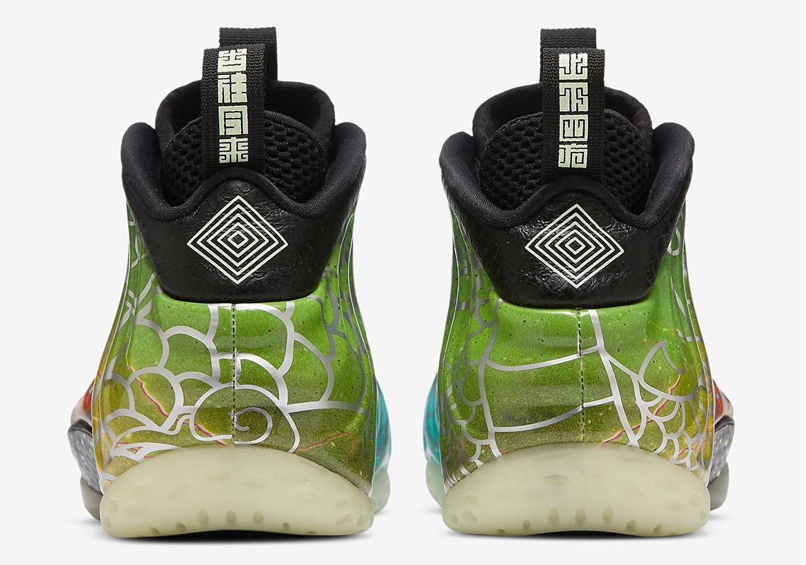 Nike Air Foamposite One Beijing