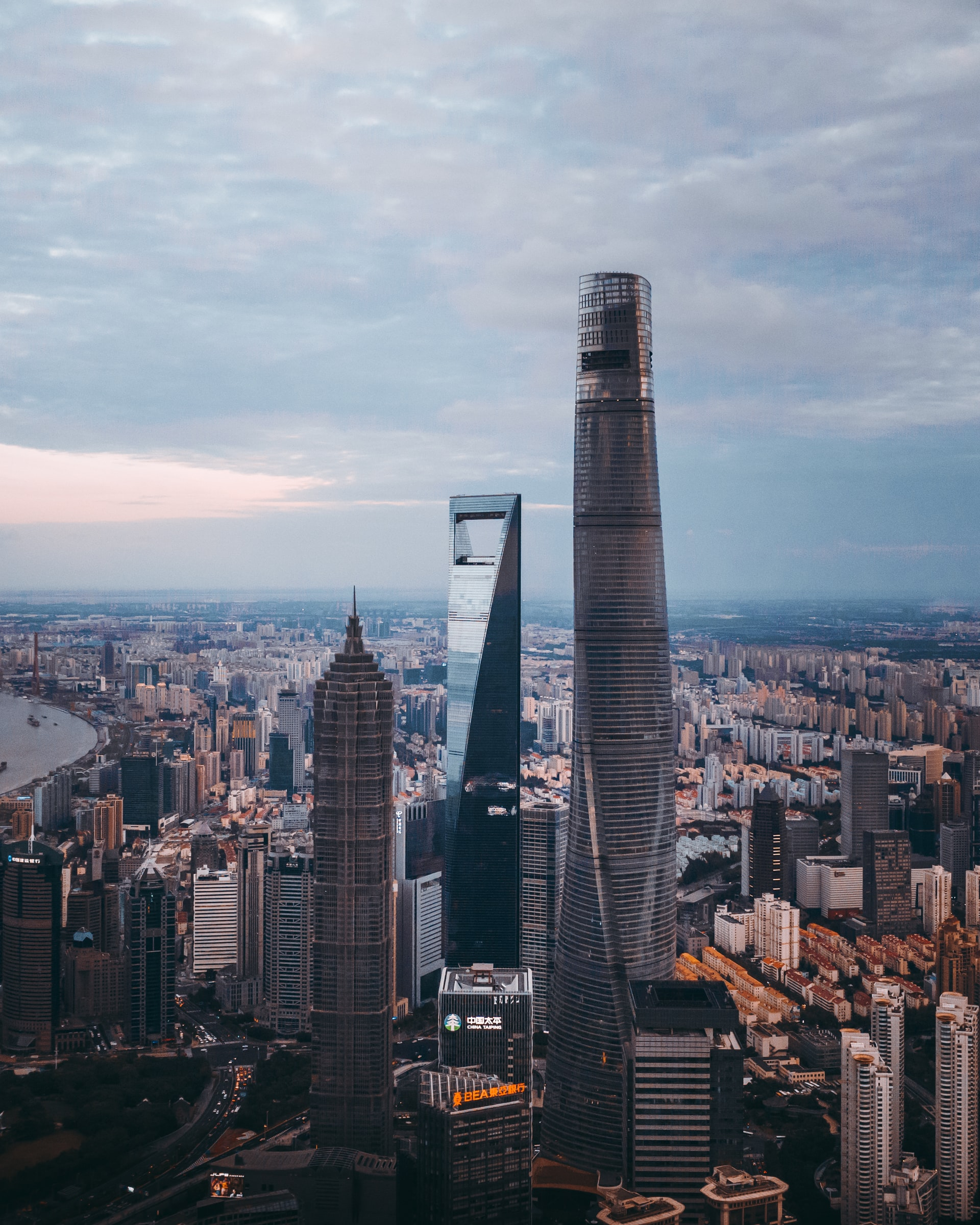 Shanghai Tower - 丁亦然
