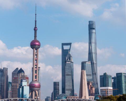 Shanghai Tower - Katherine Gu