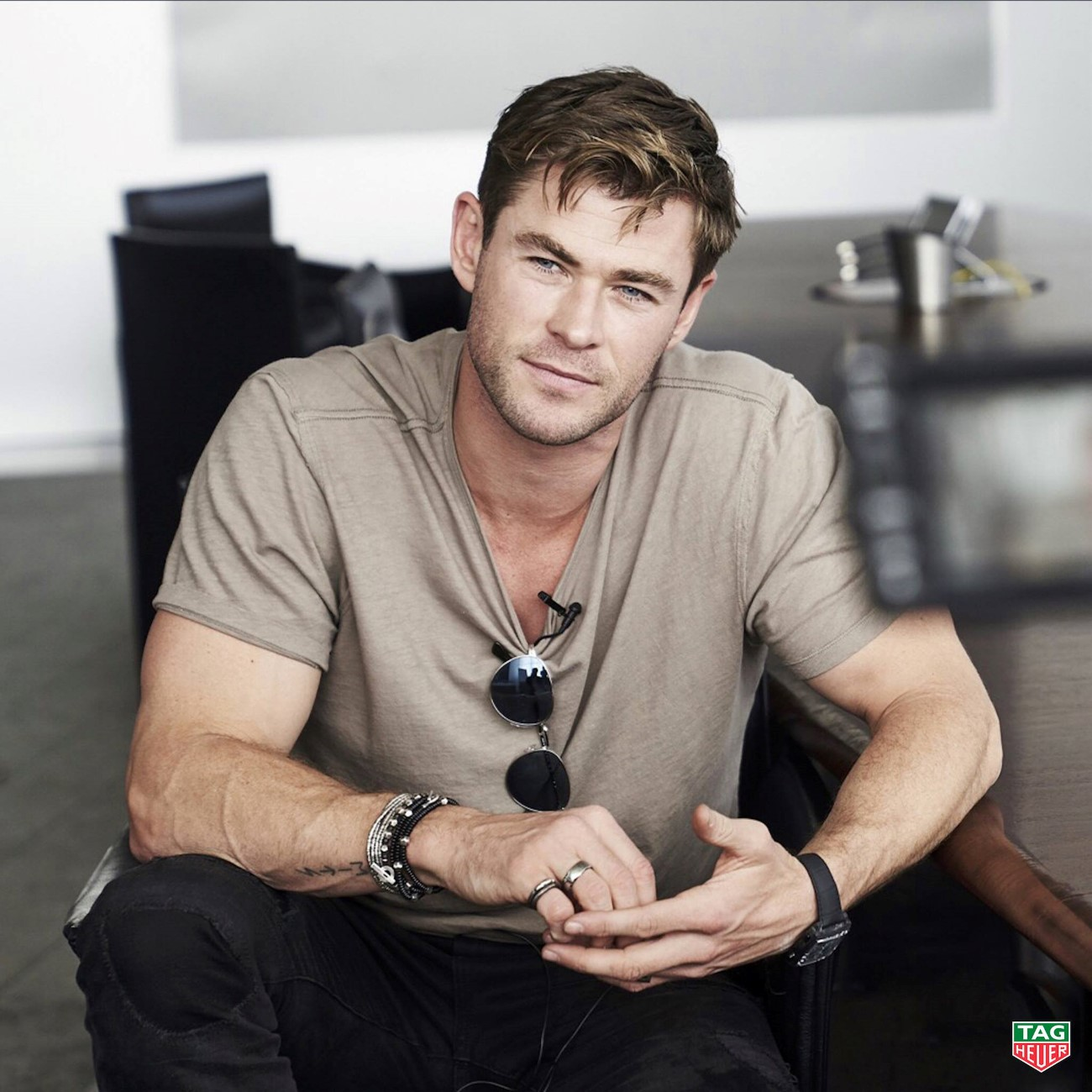 TAG Heuer Home Session Episode 3 - Chris Hemsworth