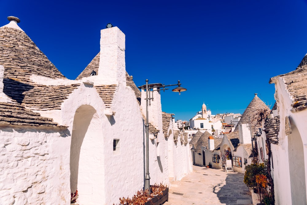 Villages Italie - Alberobello