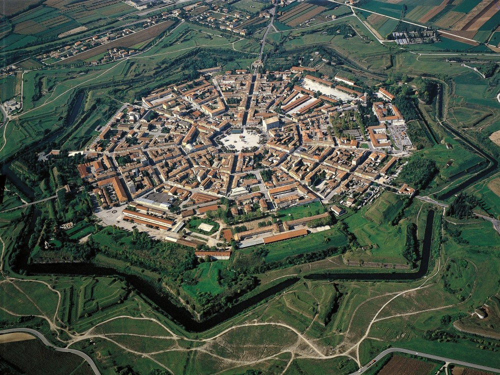 Villages Italie - Palmanova