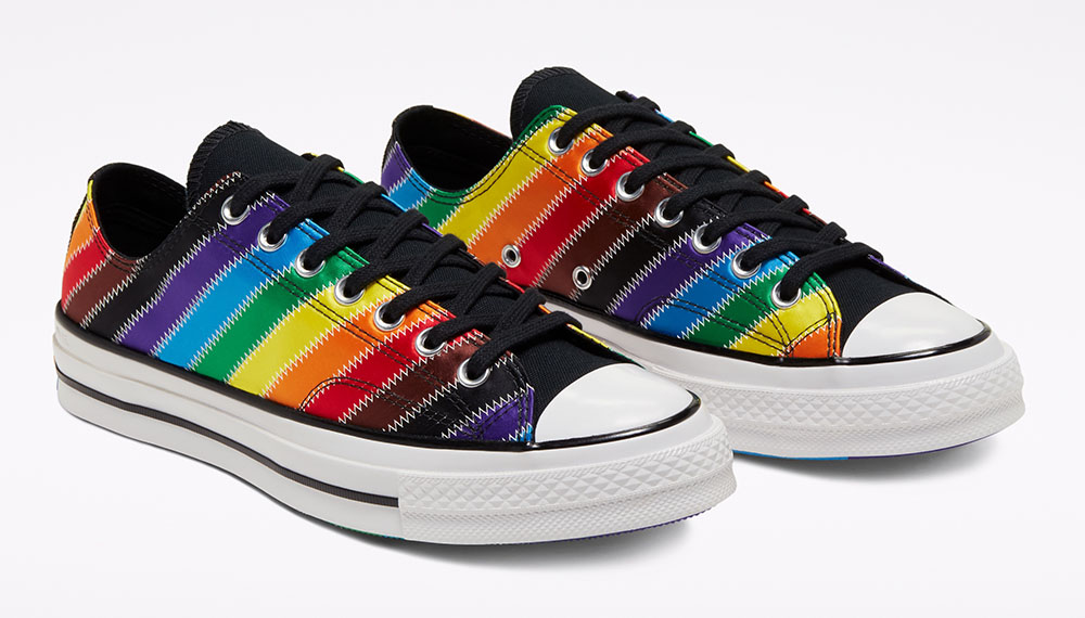 Converse Pride 2020 - Chuck Taylor All Star Low