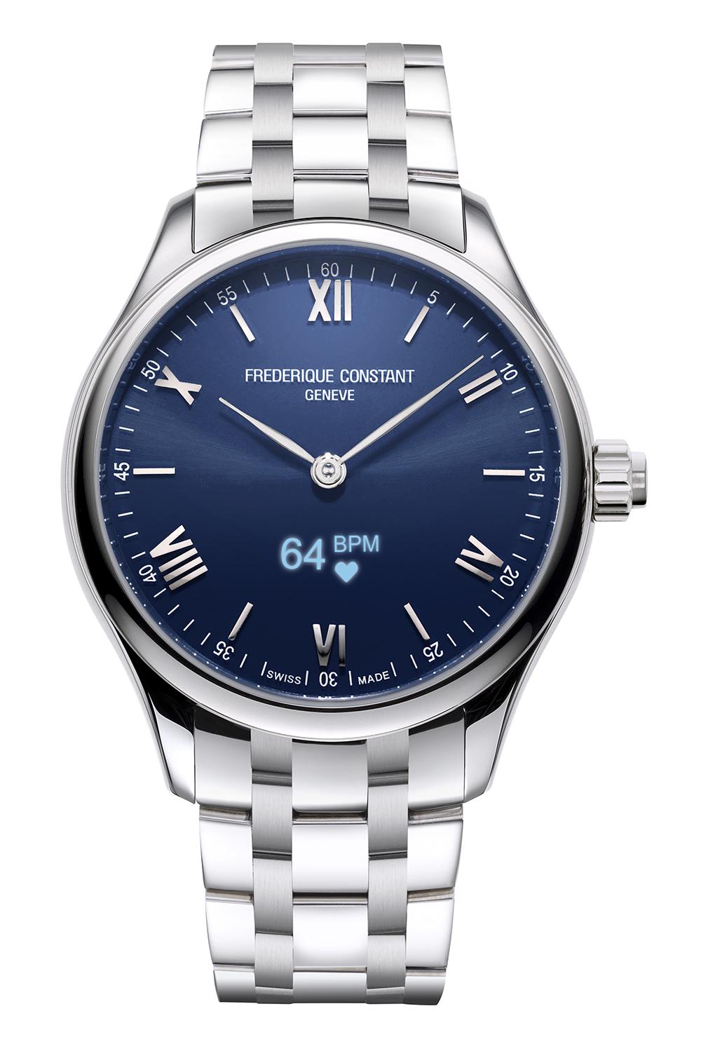 Frederique Constant Smartwatch Vitality 4