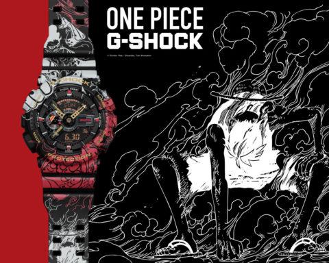 G-SHOCK - ONE PIECE