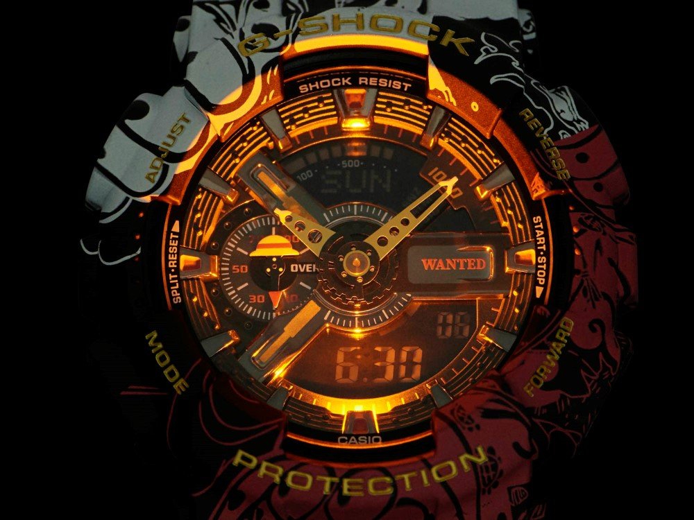 G-SHOCK - ONE PIECE