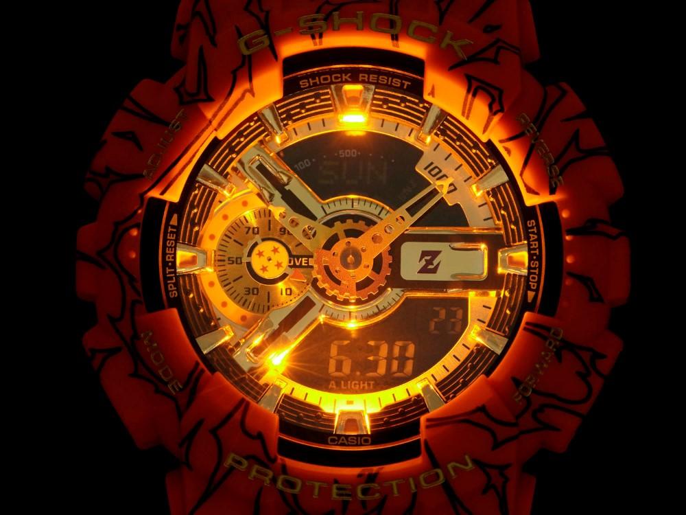 G-SHOCK x Dragon Ball Z