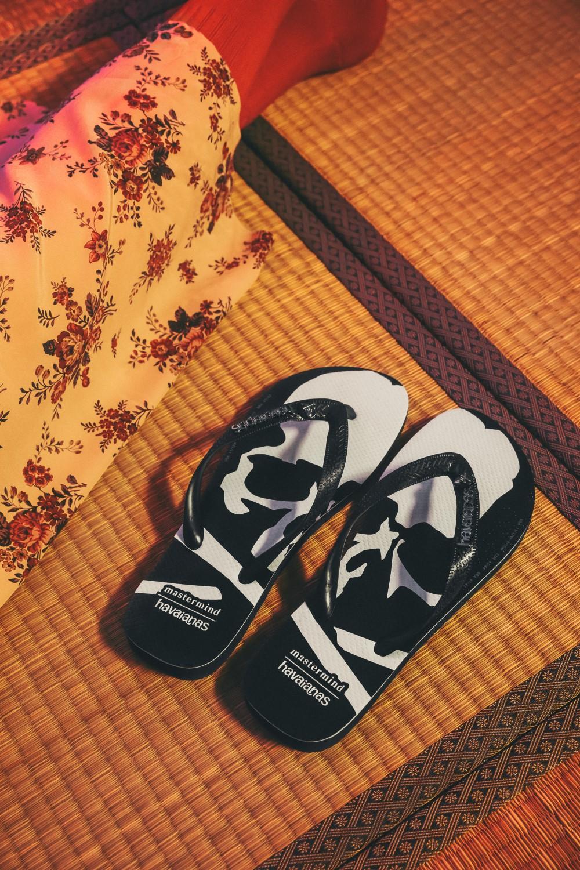 Havaianas x mastermind JAPAN