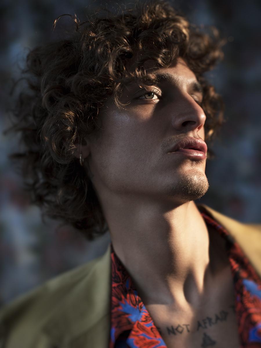 Jonathan Bellini - GQ Brésil