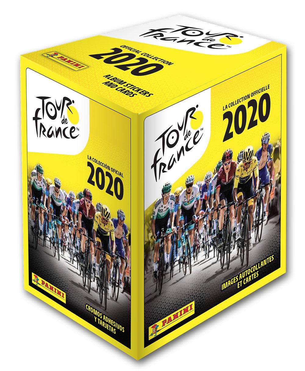 Panini - Tour de France 2020