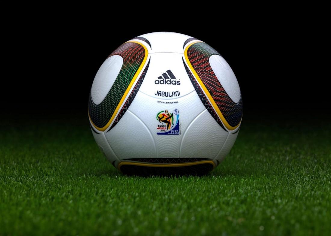 Retour sur un demi-siècle FIFA - adidas Jabulani Afrique du Sud 2010