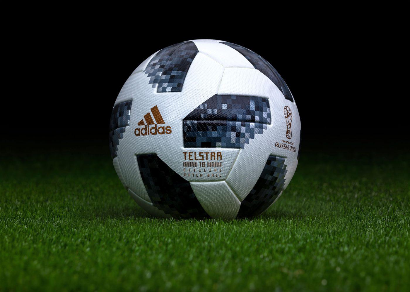 Retour sur un demi-siècle FIFA - adidas Telstar 18 Russie 2018