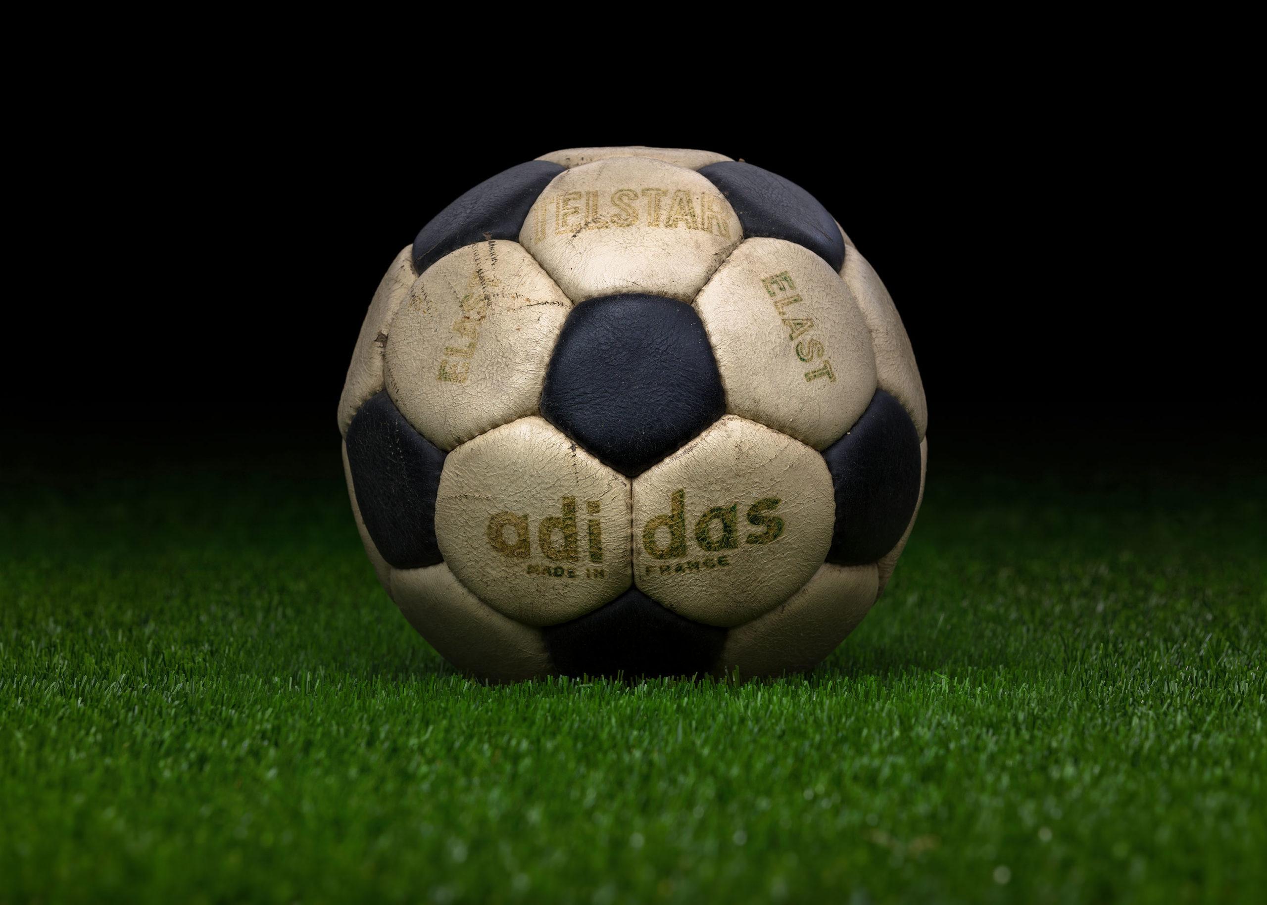 Retour sur un demi-siècle FIFA - adidas Telstar Mexico 1970