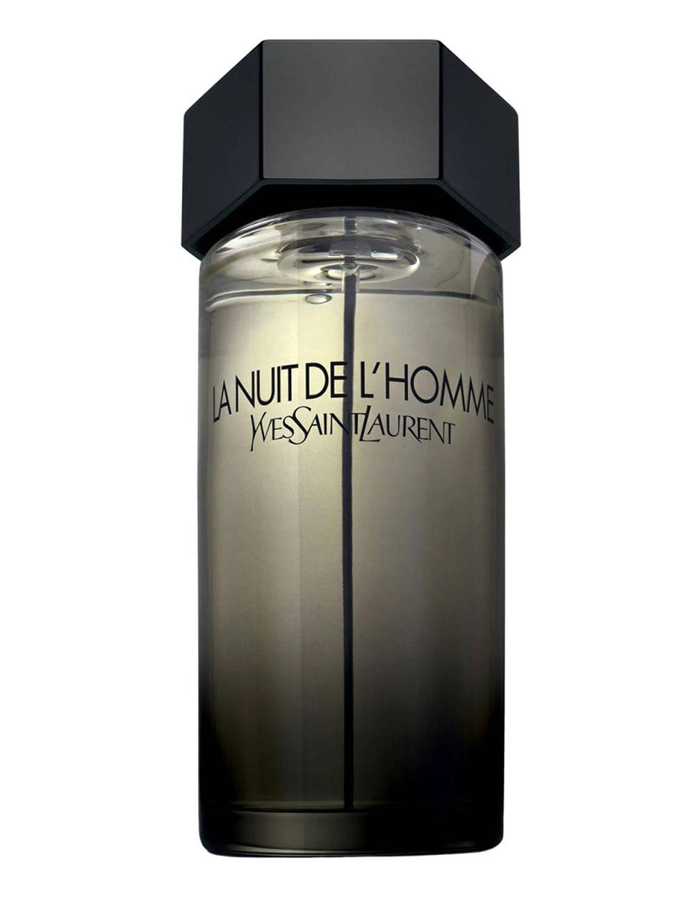 Six parfums aux senteurs très masculins - La Nuit de l'Homme Yves Saint-Laurent