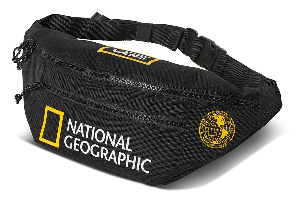 Vans Et National Geographic Joignent Leur Force Pour