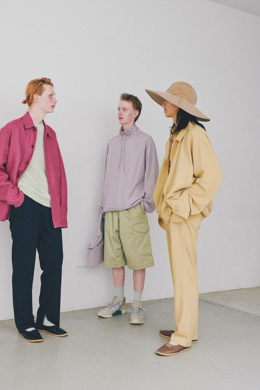 AURALEE - Printemps-Été 2021 - Paris Fashion Week