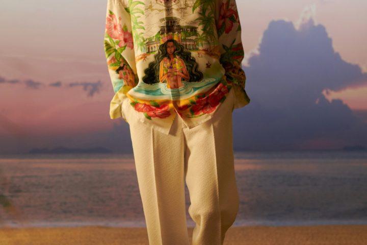 Casablanca - Printemps-Été 2021 - Paris Fashion Week