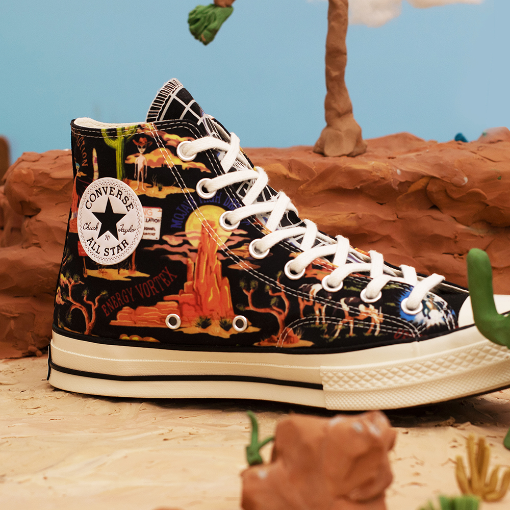Converse Collection Twisted Resort