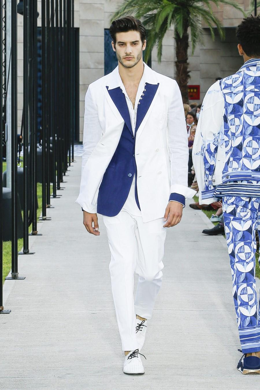 Dolce & Gabbana - Printemps-Été 2021
