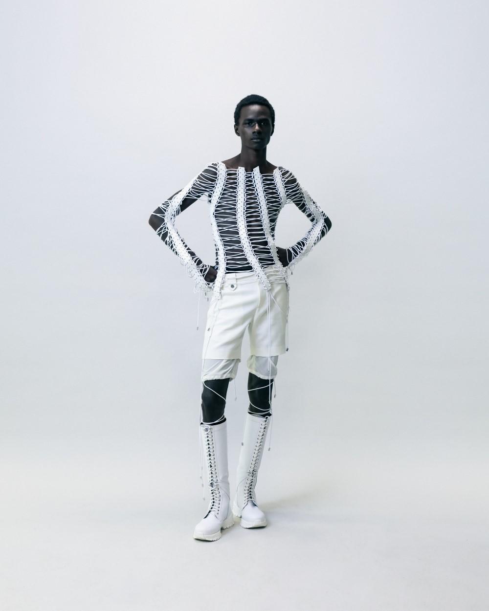 EGONlab Printemps Été 2021 Paris Fashion Week 4