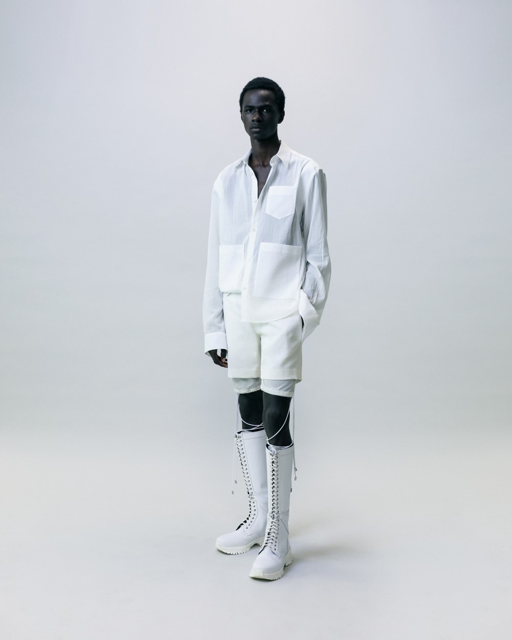 EGONlab - Printemps-Été 2021 - Paris Fashion Week
