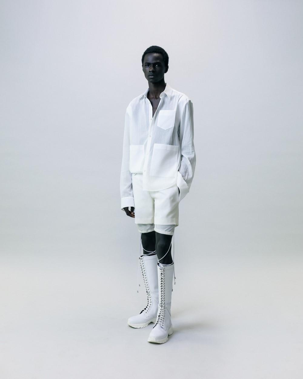 EGONlab - Printemps-Été 2021 - Paris Fashion Week