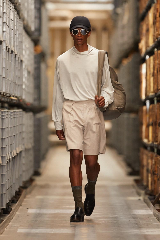 Ermenegildo Zegna - Printemps-Été 2021 - Milan Fashion Week