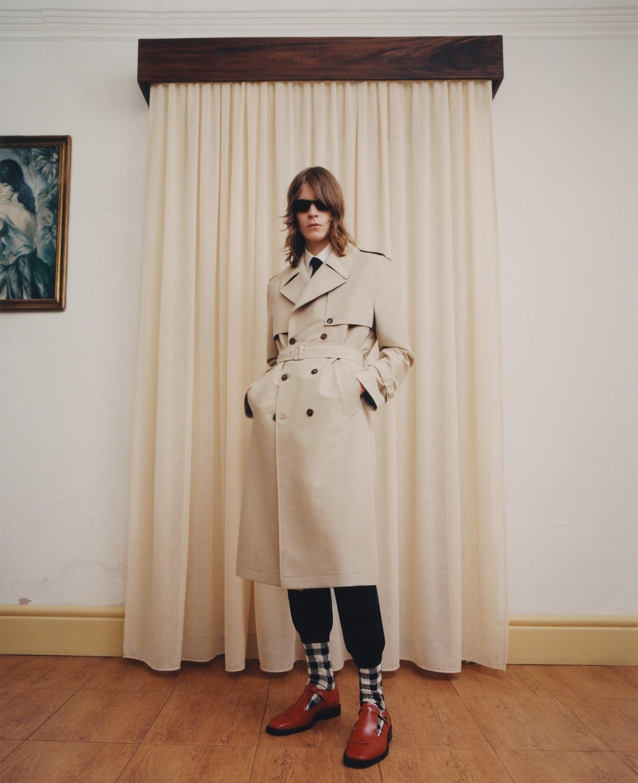 Ernest W Baker - Printemps-Été 2021 - Paris Fashion Week