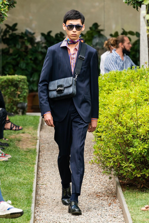 Etro - Printemps-Été 2021 - Milan Fashion Week