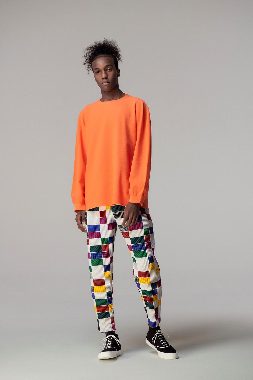 HOMME PLISSÉ ISSEY MIYAKE - Printemps-Été 2021 - Paris Fashion Week