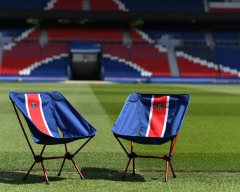 Helinox Chair One x Paris Saint-Germain