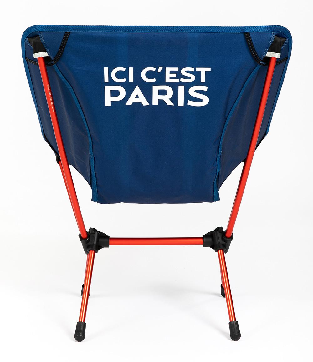 Helinox Chair One x Paris Saint-Germain